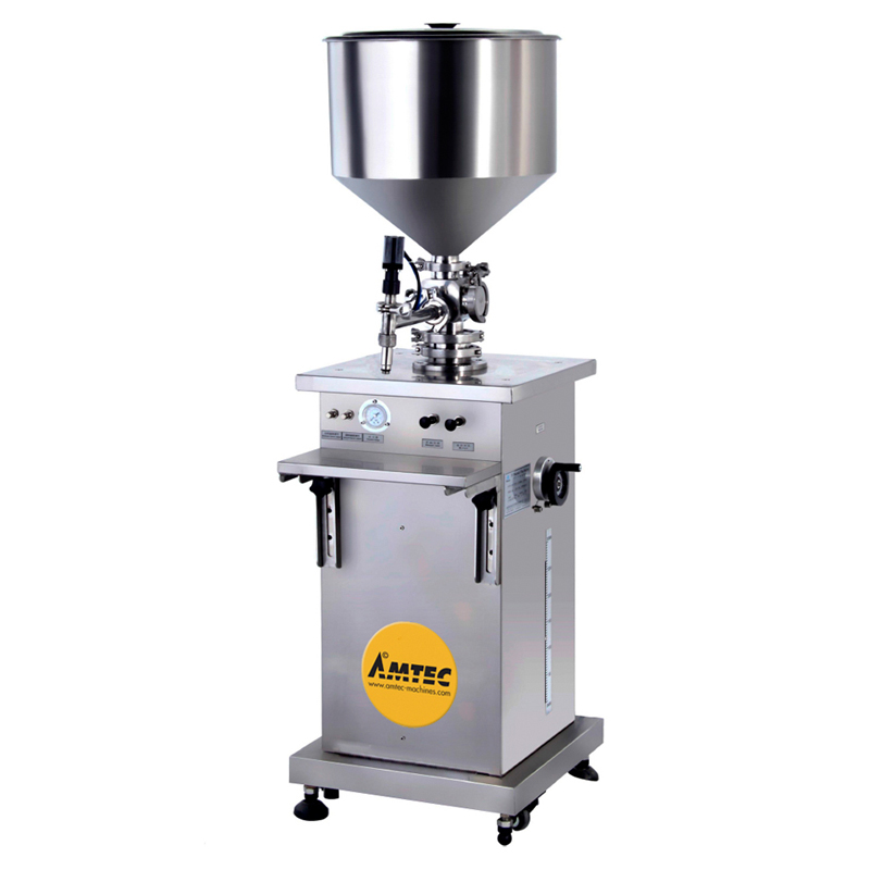 FILLINGmachine Stand-Alone Paste Filler 500-5000ml