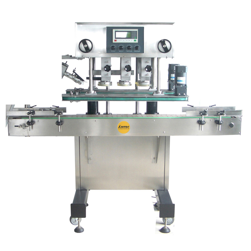 FILLINGmachine Capping Module 11 - Pressing