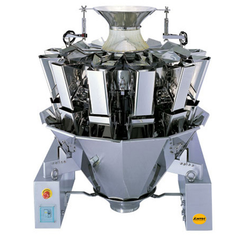 VERTIwrap weigher 12-head (1.0 liter) Small Volume