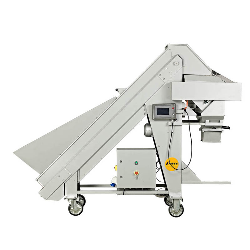 VERTIwrap auto dosing machine for fruits, vegetables, etc.