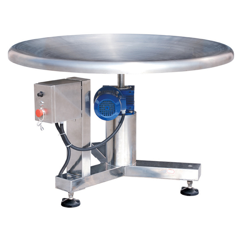 VERTIwrap outfeed rotary table DX