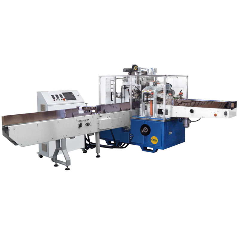 Zoom: Compact Tissue Packaging - Napkin Tissue Packaging Machine NT-45