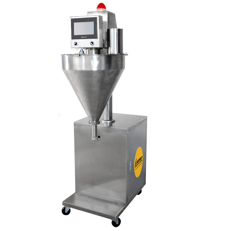Zoom: FILLINGmachine Stand-Alone Auger Filler 10-500g Economy