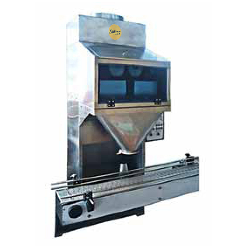 Zoom: FILLINGmachine Fully Automatic Linear Weigher 10-2000g