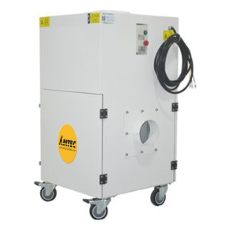 Zoom: FILLINGmachine - accessories - Automatic Industrial Dust Collector 1800m³/h