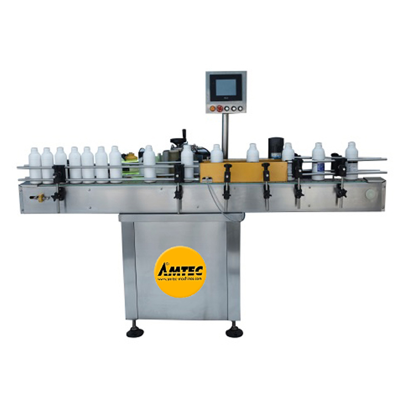 Zoom: FILLINGmachine Fully automatic paper labelling machine 360