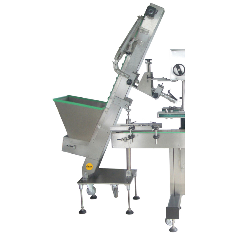 Zoom: FILLINGmachine Cap Lifting machine