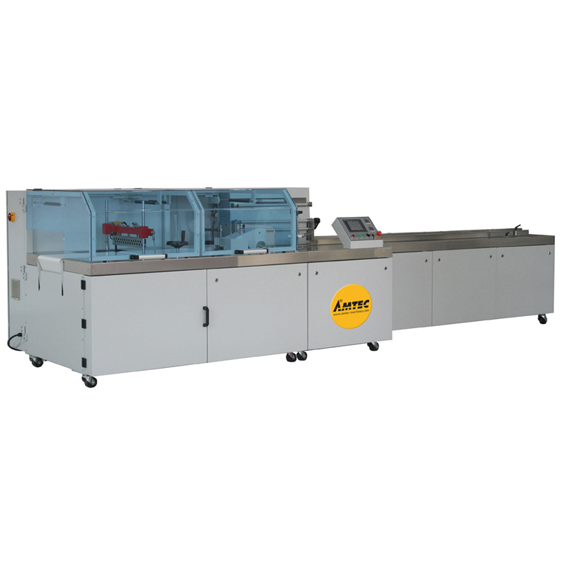 Zoom: Shrink Wrapper SIDEshrink W120-XL High Speed Side Sealer PRO-Version