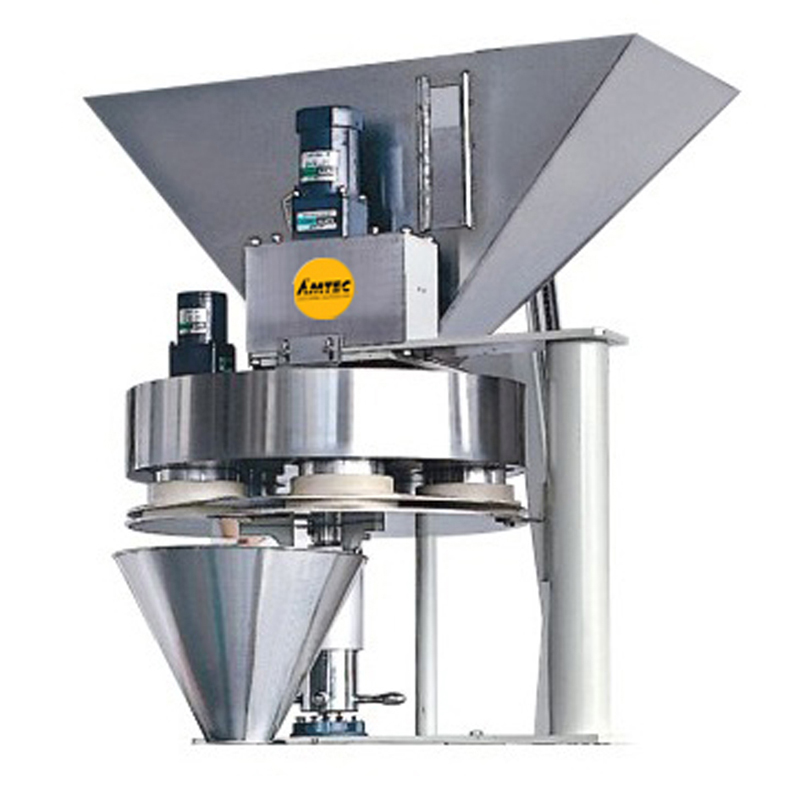 Zoom: VERTIwrap weigher 4-cup dosing unit