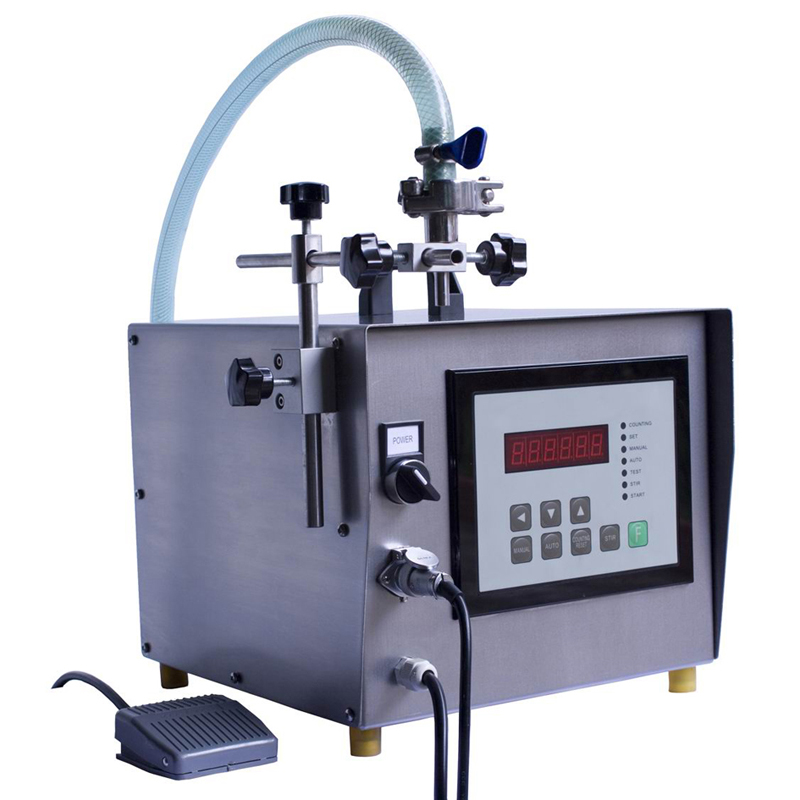 Zoom: VERTIwrap weigher pump module for liquid filling (for VFFS, HFFS, FILLING machines)
