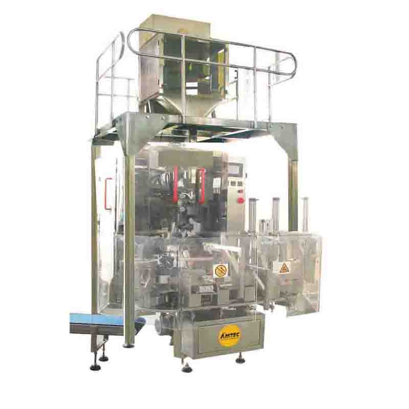 Zoom: VERTIwrap Machine Vacuum Brick Bag 200-5000ml / 20