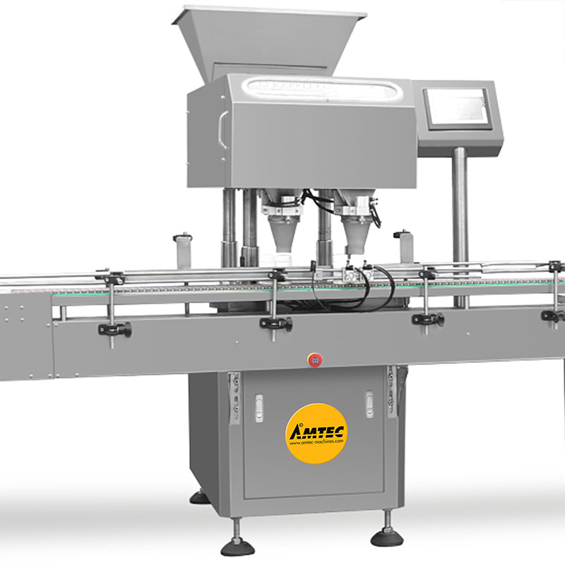 Zoom: AMTEC FILLINGmachine Fully Automatic 16-line Sensor Counter 3000